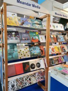 Meandar Media na Međunarodnom sajmu knjiga u Beogradu