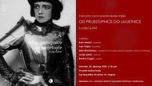 Promocija knjige Od prijestupnice do umjetnice Lucije Ljubić