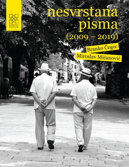 """Predstavljanje knjige """"Nesvrstana pisma (2009-2019)"""""""