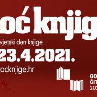 Noć knjige od 23.4.-30.4.